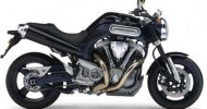 2006 Yamaha MT-01 Road Test