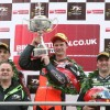 Podiums and a lucky escape for Forcefield riders at the Isle of Man TT
