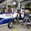 TOYOTA Racing Gets Even Greener with Yamaha's EC-03 Electric Scooters
