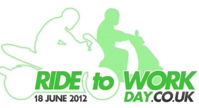 'Get On' in support of Ride to Work Day