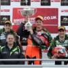 Kawasaki riders celebrate 3 Isle of Man TT wins and 8 podium places