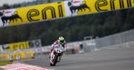 Giugliano leaps ahead at new Moscow track