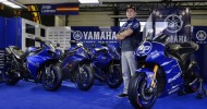 'Race-Blu' livery also available on YZF-R series production bikes for 2013!
