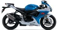 SUZUKI GSX-R750 WINS MOTO USA SHOOTOUT TEST