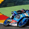 Moto3. Jorge Navarro secures second row start