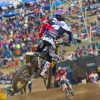 BAGGETT PODIUMS AT HANGTOWN MX DESPITE INJURY