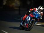 Bennetts Suzuki on the pace as TT gets underway
