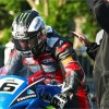 DUNLOP & BENNETTS 2017 SUZUKI GSX-R1000 ON PACE AT THE TT