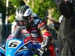 DUNLOP & BENNETTS 2017 SUZUKI GSX-R1000 ON PACE AT THE TT