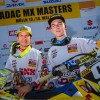 SUZUKI DOUBLE VICTORY IN MOLLN ADAC MX
