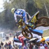 TOP 10 PERFORMANCES FOR SUZUKI WORLD MX2 IN LATVIA