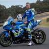 Suzuki's New Line-Up For Australian Superbikes