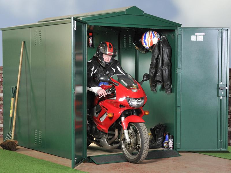 Asgard Motorcycle Winter Storage Solutions