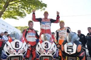 Dunlop, McGuinness, Anstey