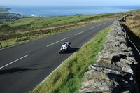 Guy Martin tackles the legendary 37.7-mile TT course
