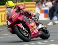 Joey Dunlop in 2000
