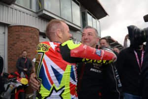 #67 Shane Shakey Byrne Be Wiser Ducati MCE Insurance British Superbike Championship in association with Pirelli