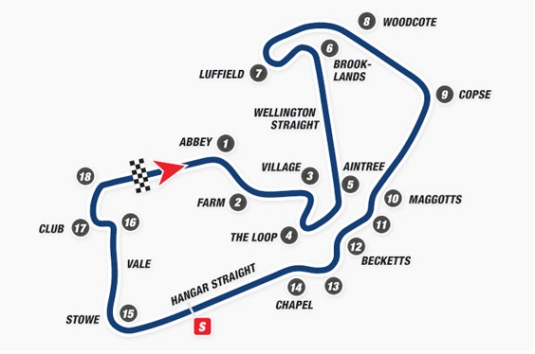 Motogp Heads To Silverstone For The Grand Prix Of Great
